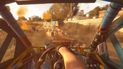 Dying Light: The Following - Weaponize Your Ride Trailer