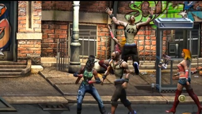 Raging Justice - Gameplay Trailer