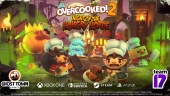 Overcooked 2 - Night of the Hangry Horde DLC