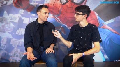 Spider-Man - Wawancara Jon Paquette