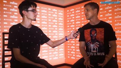 Spider-Man - Wawancara Yuri Lowenthal