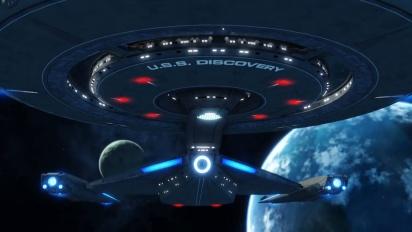 Star Trek Online - Mirror of Discovery Teaser