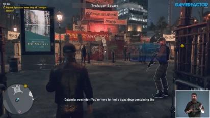 Watch Dogs Legion - Ubisoft E3 Gameplay Livestream