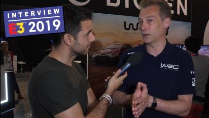 WRC 8 - Wawancara Alain Jarniou