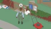Untitled Goose Game - Gameplay dari 15 Menit Pertama