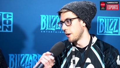 BlizzCon HGC Finals - Wawancara Cattlepillar