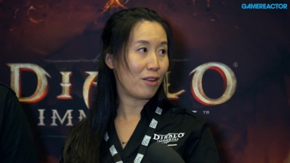 Diablo Immortal - Wawancara Helen Cheng dan Dan Elggren