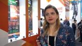 MWC19: Energizer Power Max P18K Pop - Wawancara Lucile De Victor