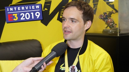 Cyberpunk 2077 - Wawancara Paweł Sasko