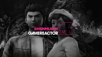 Shenmue III - Tayangan Ulang Livestream