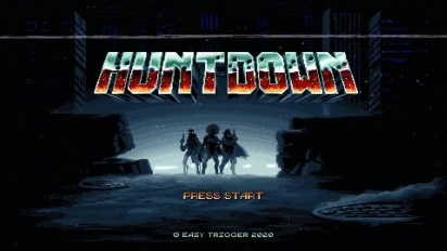 Huntdown Pre-Order Trailer
