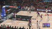 NBA 2K21 - Milwaukee Bucks, LA Clippers, dan LA Lakers Gameplay