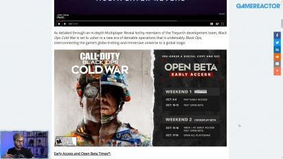 GRTV News -   Call of Duty: Black Ops Cold War Gameplay Preview dan Tanggal Beta