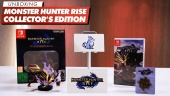 Monster Hunter Rise Collector's Edition - Unboxing