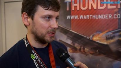Gaijin Entertainment - Anton Yudintsev Interview