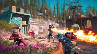 Far Cry: New Dawn - Easter Eggs (deutsch)