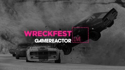 Wreckfest - Tayangan Ulang Livestream