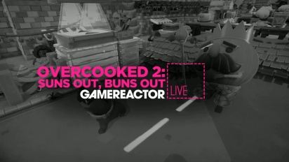 Overcooked 2: Suns Out, Buns Out - Tayangan Ulang Livestream