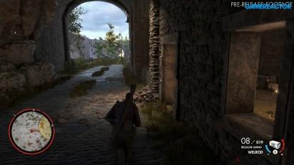 Sniper Elite 4 - First Campaign Mission