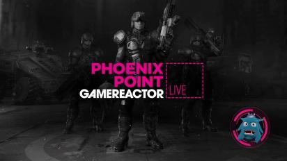 Phoenix Point - Tayangan Ulang Livestream Pre Alpha