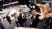 MWC19: Demonstrasi Kamera Cupola 360