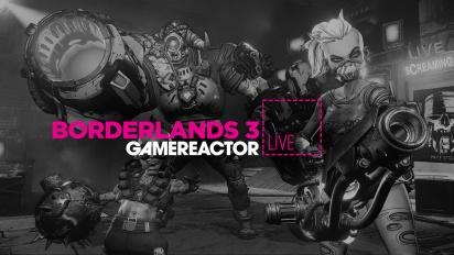 Borderlands 3 - Livestream Peluncuran