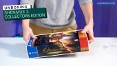Shenmue 3 - Collector's Edition Unboxing