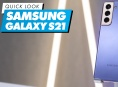 Samsung Galaxy S21 - Quick Look