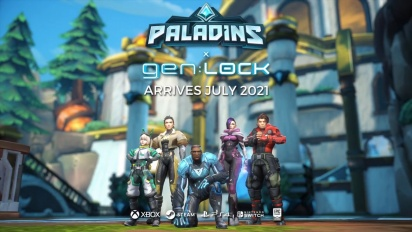 Paladins x gen:LOCK - Event Pass Trailer