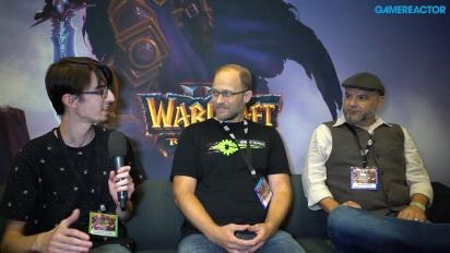 Warcraft III: Reforged - Wawancara Timothy Morten & Brian Sousa