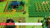 The Legend of Zelda: Link's Awakening  Nintendo Treehouse Gameplay E3 2019