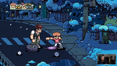 Scott Pilgrim vs. The World: The Game Complete Edition - Tayangan Ulang Livestream