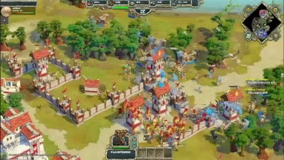 Age of Empires Online - GC 10: Debut Trailer
