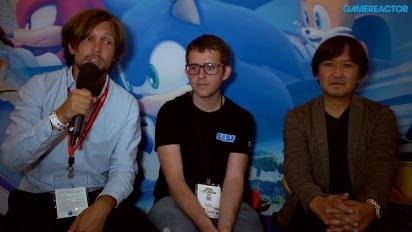 Team Sonic Racing - Wawancara Derek Littlewood & Takashi Iizuka