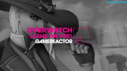 Overwatch - Tayangan Ulang Livestream Ashe di PTR
