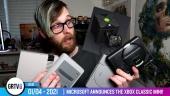 GRTV News - Microsoft umumkan Xbox Classic Mini