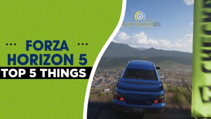 Forza Horizon 5 - Top 5 Things Preview