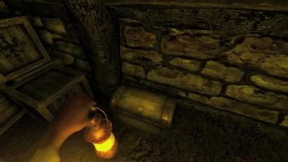 Amnesia: The Dark Descent - Physics Trailer