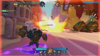 Gigantic - Gameplay