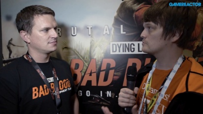 Dying Light: Bad Blood - Wawancara Maciej Laczny