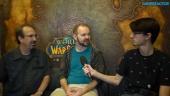 World of Warcraft: Classic - Wawancara Brian Birmingham dan John Hight