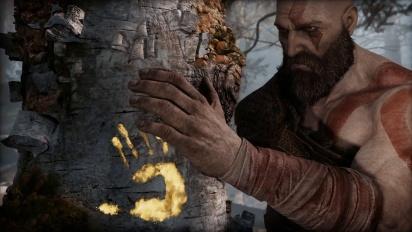 God of War - Raising Kratos Announce Trailer