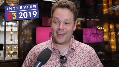 John Wick Hex - Wawancara Mike Bithell