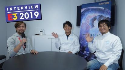 Monster Hunter: World's Iceborne Expansion - Wawancara Ryozo Tsujimoto dan Kaname Fujioka