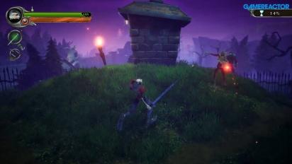 MediEvil - Gameplay dengan Komentar