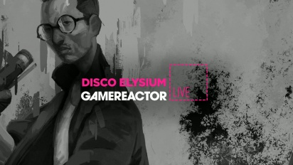 Disco Elysium - Tayangan Ulang Livestream