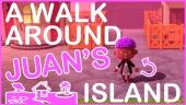 Animal Crossing: New Horizons - Tur mengitari pulau Juan dengan komentar