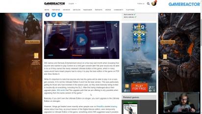 GRTV News - 505 Games kehilangan kontrol dari Control