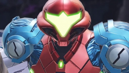 Metroid Dread - Another Glimpse of Dread