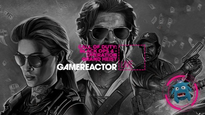 Call of Duty: Black Ops 4 - Grand Heist - Tayangan Ulang Livestream